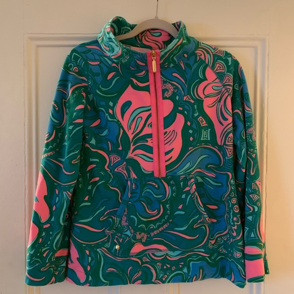 Lilly Pulitzer Tops - Lilly Pulitzer Skipper Popover